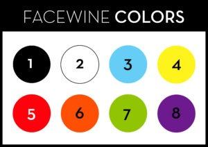 colores facewine