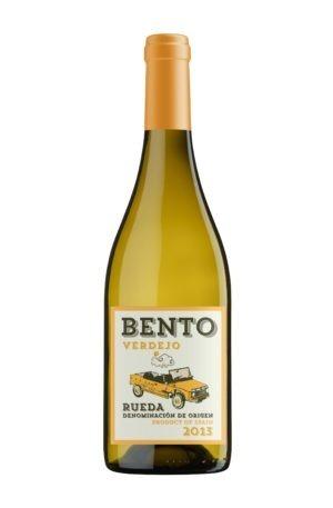 Bento es un vino ecológico, verdejo de Rueda