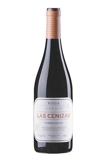 Las Cenizas vino de Rioja de pequeños productores