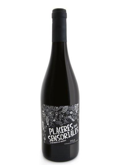 Placeres sensoriales vino