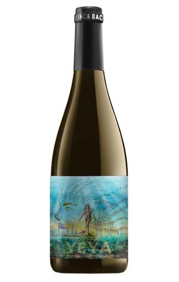 Vino blanco de Jumilla de la bodega finca Bacara Yeya