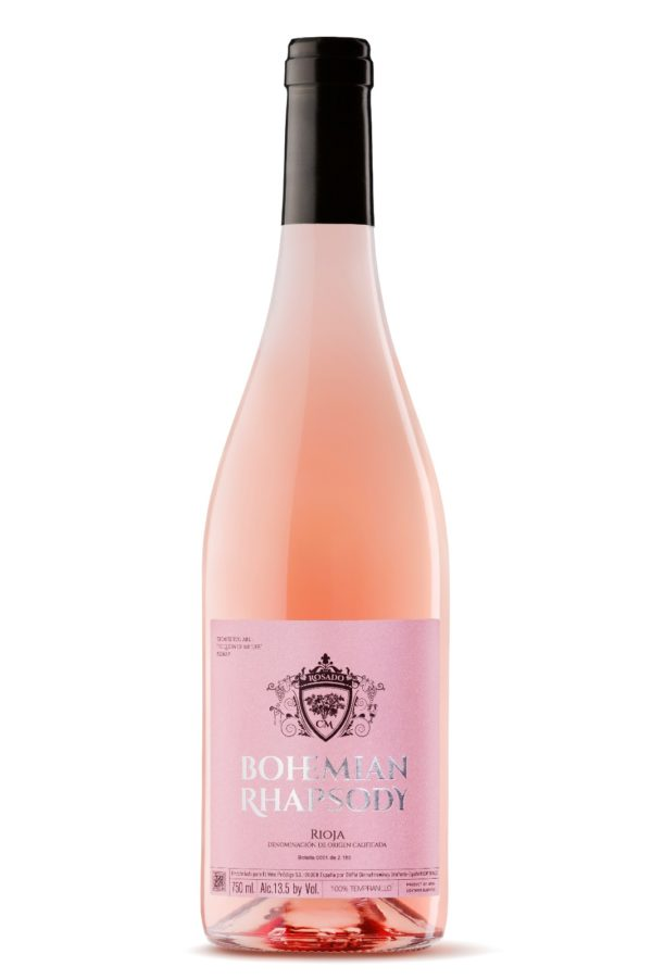 bohemian rhapsody vino rosado