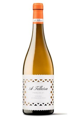 A Telleira Parcelas vino blanco de Ribeiro