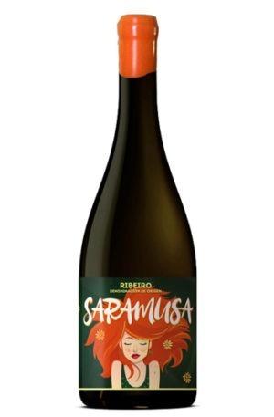 Saramusa vino blanco de Ribeiro