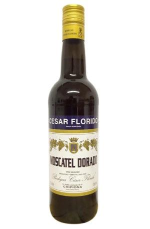 Moscatel Dorado César Florido