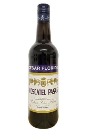 Moscatel Pasas de César Florido