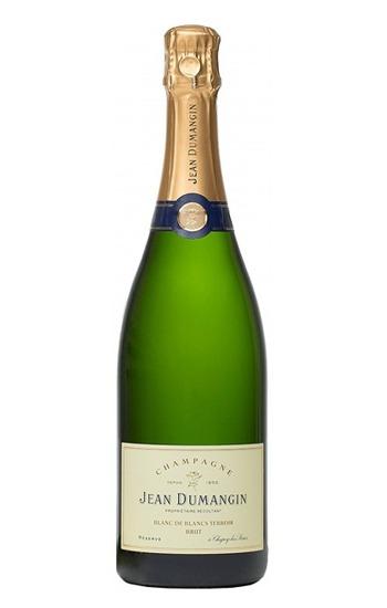champagne Jean Dumangin brut reserve blanc de blancs