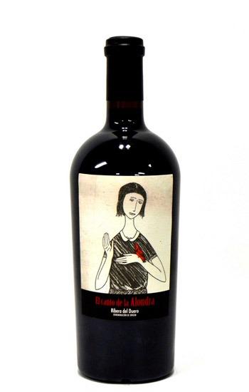 El Canto de la Alondra es un vino de Ribera del Duero