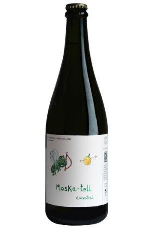 Moska-tell vino ancestral de la Sierra de Gredos