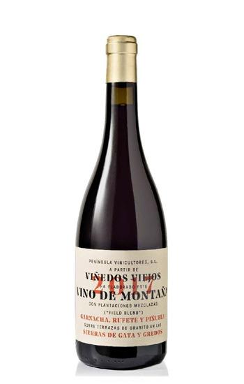 vino de montaña de las sierras de Gredos y Gata