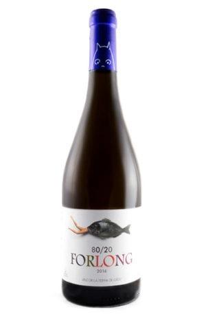 Forlong 80/ 20 vino natural de pequeños productores