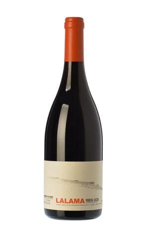 botella del vino Lalama de la Ribeira Sacra