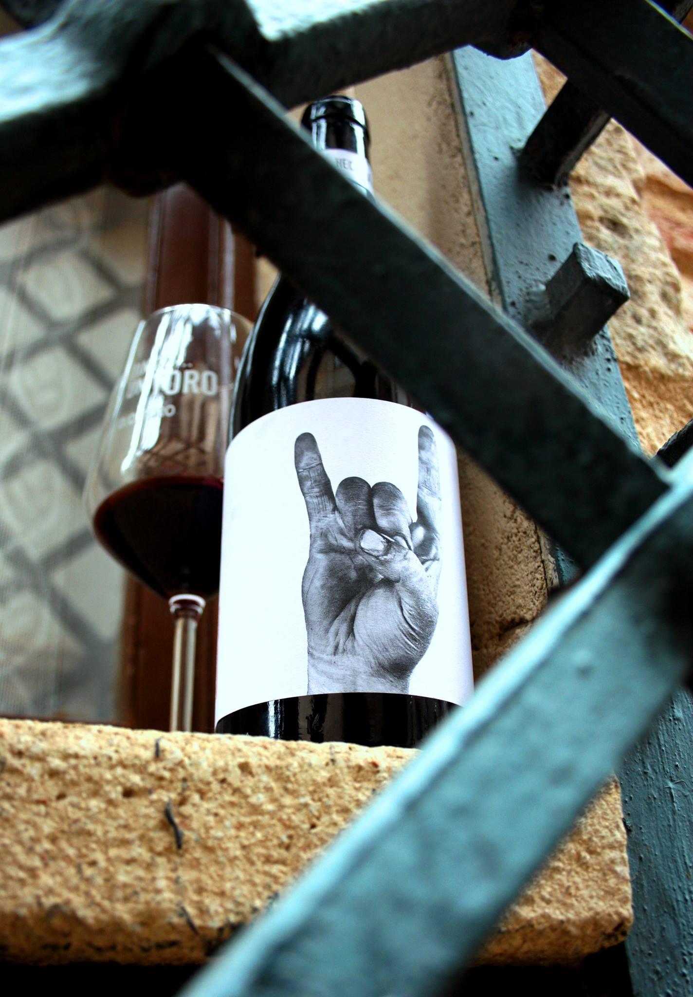 copa de vino Bigardo de Toro