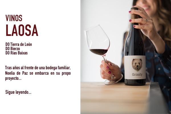 vino de León Grizzli distribución Bodegabierta