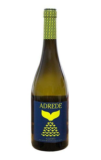 Vino blanco Adrede Albariño de Bodegabierta