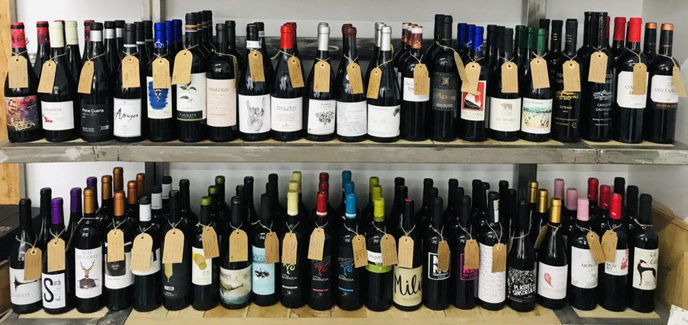 selección de vinos tintos para beber en verano e invierno