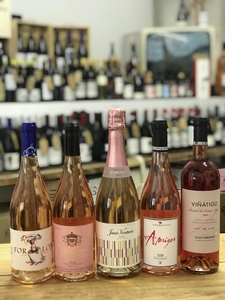 cinco vinos espumosos para el verano