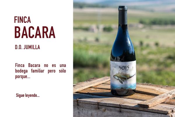 Finca Bacara es una bodega que distribuye Bodegabierta