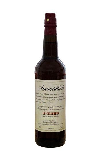 La Cigarrera Amontillado es un vino generoso de Jérez