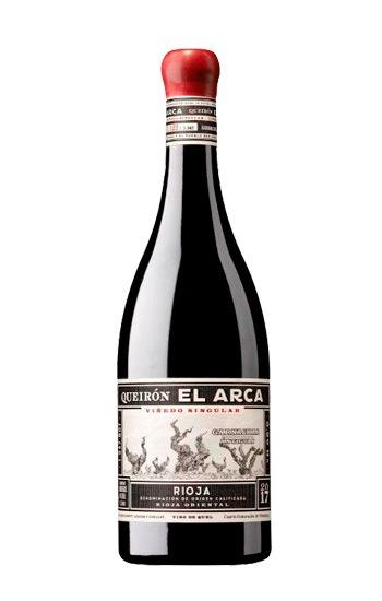 Queirón El Arca es un vino de parcela de Rioja