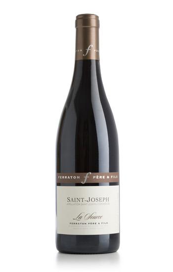 Saint-Joseph Ferraton La Source es un vino francés