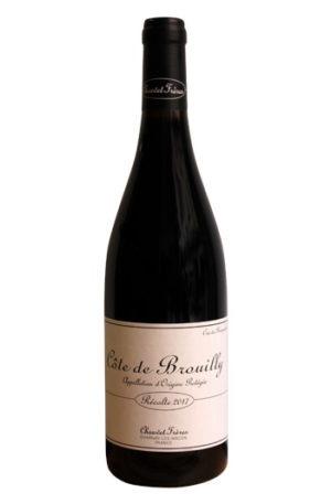 Côte de Broully es un vino francés de Beaujolais