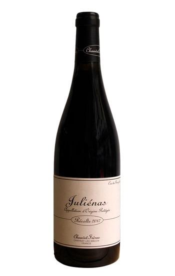 Julienas es un vino francés de Beaujolais