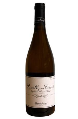 Pouilly-Fuissé Chauvet Frères vino francés