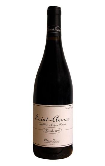 Saint Amour es un vino francés de Beaujolais