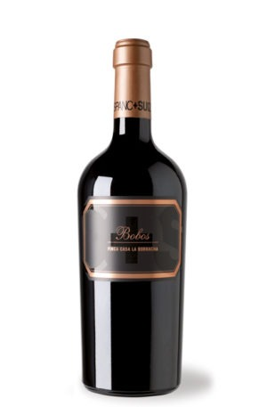 Bobos Finca Casa La Borracha es un vino elaborado con uva bobal
