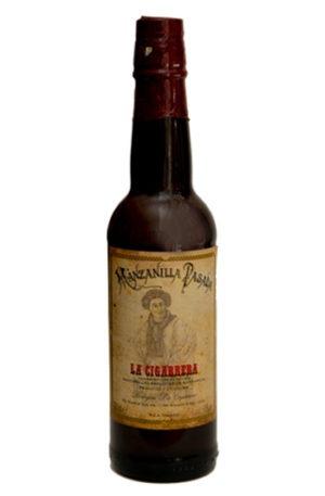 La Cigarrera Manzanilla Pasadaa